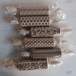 Small rolling pins